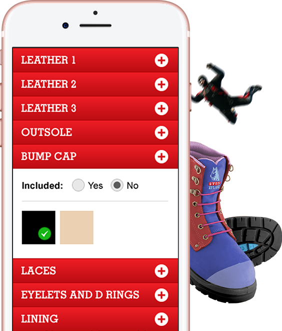 Create your own boot