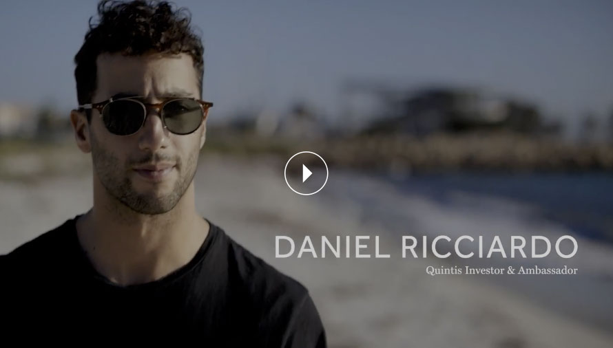 Daniel Ricciardo Image for video Preview